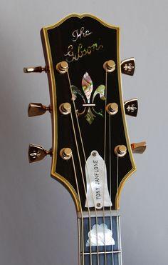 Gibson Citation Electric Guitar - Headstock