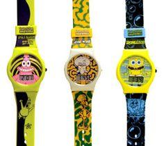 watches Spongebob adult
