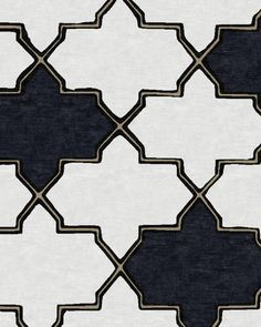 Moroccan: Mo-Mo silver rug in oversize scale – Kush Handmade Rugs in Portland, OR