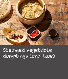 steamed vegetable dumplings chai kue steamed vegetable dumplings chai ...