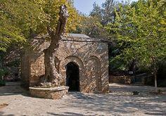 House of the Blessed Virgin Mary - Ephesus, Turkey