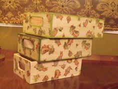 Beatrix Potter Nursery Decor Nesting Boxes Vintage Baby Decor Peter Rabbit Nursery Baby Storage Baby Shower Gifts FREE SHIPPING