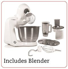 Special Offers - Bosch Styline Stand Mixer with Continuous Shredder and Bosch Blender Bundle of 2 Items - In stock & Free Shipping. You can save more money! Check It (May 15 2016 at 08:08PM) >> http://standmixerusa.net/bosch-styline-stand-mixer-with-continuous-shredder-and-bosch-blender-bundle-of-2-items/