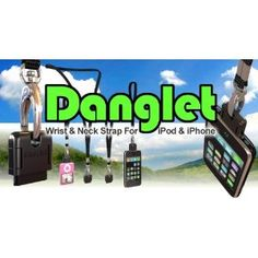 "Love this product! ""Danglet"" No I can keep my iPhone with me everywhere I go! No more digging in my pocket/purse! Perfect for the busy mom!"