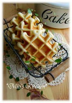 My Simple Butter-Free Waffles Waffle Recipes, Scones, French Toast, Sandwiches, Butter, Sweets, Bread, Baking, Simple