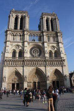 Notre Dame, Paris, Building, Travel, Montmartre Paris, Viajes, Buildings, Paris France, Destinations