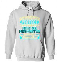 Born in CASTLE ROCK-WASHINGTON P01 - shirt #grey tshirt #pink hoodie