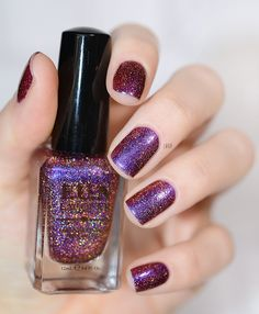 Cheers To The Holidays (H) Fun Lacquer