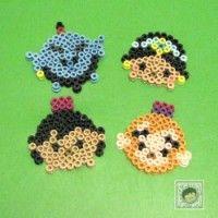 Perler Beads Tsum Tsum Alladin