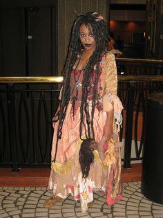 Flawless Tia Dalma cosplay