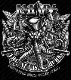 Navy Weapons Division Squid Shirt $17.76