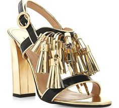 Shoe Daydreams: Trending for Tassels