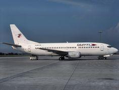 Travel Sevice B-737-3H9