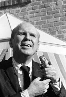 John Fiedler -born in Platteville, WI - actor, Mr. Peterson on The Bob Newhart Show - that voice!