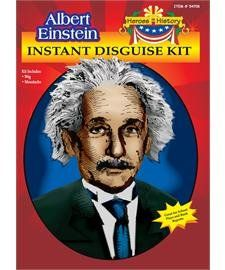 Heroes in History - Einstein Accessory Kit Adult (One Size)