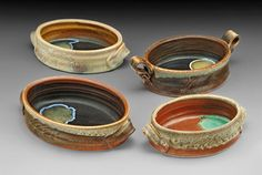 Lawrence Kearns Pottery - I went to his open studio this year - what a nice guy. Lots more beautiful work. Ceramic Clay, Ceramic Plates, Ceramic Pottery, Pottery Art, Pottery Designs, Pottery Ideas, Cerámica Ideas, Pottery Tools, Ceramic Design