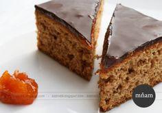 pernik od babky Banana Bread, Desserts, Cakes, Tailgate Desserts, Deserts, Cake Makers, Kuchen, Postres, Cake