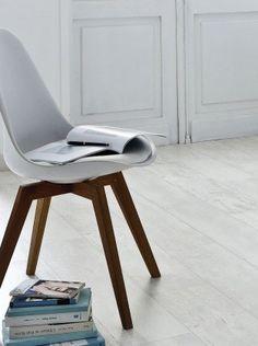 sol vinyle imitation parquet us blanc texline 4m cuba white sol pinterest parquet salle. Black Bedroom Furniture Sets. Home Design Ideas