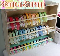 Washi Tape Storage - Custom Order