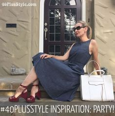 #40plusstyle inspiration: Celebrating the 4th of July | 40plusstyle.com
