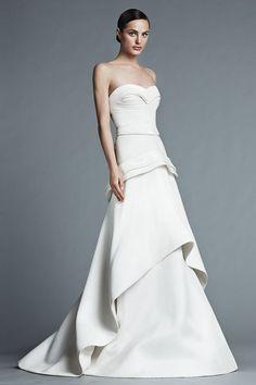 KIKI J. Mendel Spring 2015 Bridal Collection | itakeyou.co.uk #weddingdress: