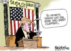 Mike Luckovich Editorial Cartoon, January 14, 2016     on GoComics.com