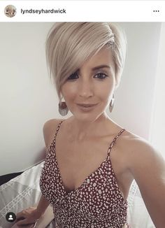 Short Pixie Haircuts, Short Hair Cuts, Hair Color And Cut, My Hairstyle, Great Hair, Bob Hairstyles, Formal Hairstyles, Braided Hairstyles, Hair Today