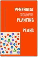 Perennial Planting Plans Dutch Gardens, Small Gardens, Herbaceous Border, Planting Plan, Gardening Magazines, Different Plants, Plant Design, Garden Spaces, Colour Schemes