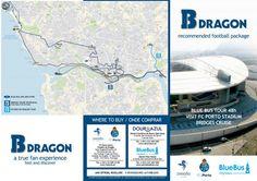 Douro Azul e FC Porto lançam produto turístico B Dragon
