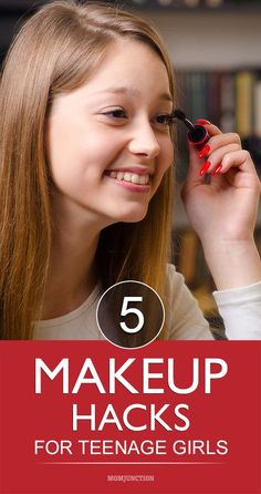 5 simple makeup tips for teens #slimmingbodyshapers  The key to positive body image go to slimmingbodyshapers.com  for plus size shapewear and bras