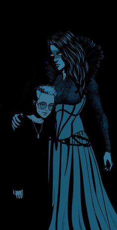 "Minerva & Morrígan; ""The Wicked + The Divine, Vol. 4"""