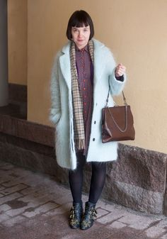 Lauraliisa, 34 | 21 Reasons Everyone Should Be Studying Finnish Street Style