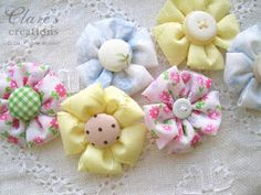 Cute Flower for a dog's collar.
