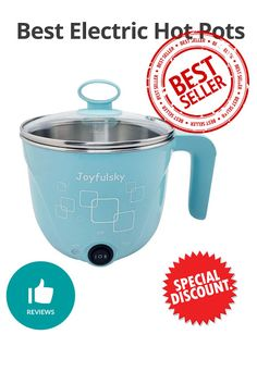 Best Electric Hot Pots - Discount and review Hot Pot, Pots, Electric, Kitchen Appliances, Diy Kitchen Appliances, Home Appliances, Kitchen Gadgets, Cookware, Jars