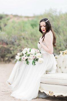 Etheral Bride in Wat