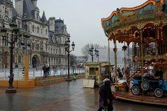 La Place de l'Hôtel de Ville de Paris