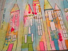 Art journal by Junqueart