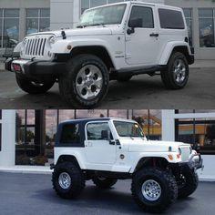 Jeep Wrangler Sahara 3