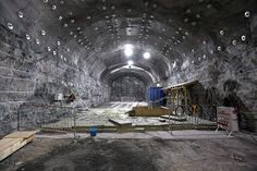 World's first nuclear waste storage facility in Finland moves forward - Energy Live News Reactor Nuclear, Waste Management Company, Start Screen, Organizational Structure, Storage Facility, Le Site, Information Design, Bury, Under Construction