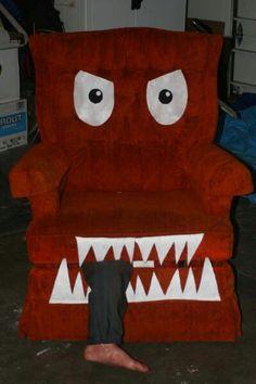 Monster chair!