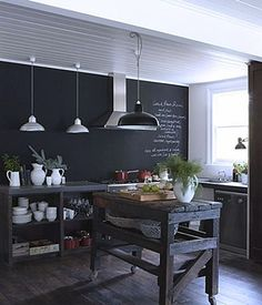 Peinture tableau : Faites parler les murs de la cuisine
