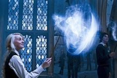 Which 'Harry Potter' Spell Are You? - See which spell speaks to your soul. - Quiz<< I got Expecto Patronum!
