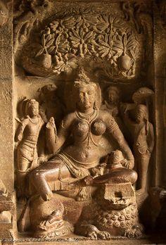 Jain Temple Statue by viwehei, via Flickr