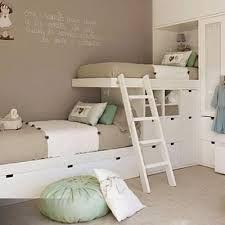 Resultado de imagen para diseño habitaciones infantiles mixtas