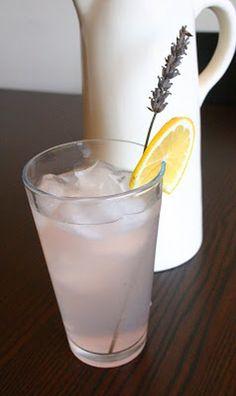 Soothing Summertime Lavender Vanilla Homemade Lemonade l Homemade Recipes http://homemaderecipes.com/cooking-videos/recipes/22-refreshing-homemade-lemonade-recipes