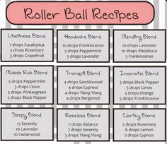 Essential Oil Roller Ball Recipes, To buy these or other doTERRA essential oils… Doterra Essential Oils, Natural Essential Oils, Essential Oil Blends, Natural Oils, Natural Health, Plant Therapy Essential Oils, Doterra Blends, Aromatherapy Recipes, Aromatherapy Oils