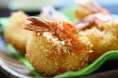 Coconut shrimp http://www.thebest-recipes.com/coconut-shrimp/