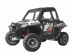 Low-Rise front bumper from PPF Polaris RZR// RZR S