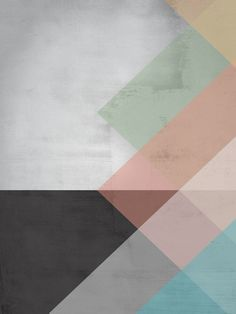 ABSTRATO,GEOMÉTRICO, TRIÂNGULOS, MINIMAL, CINZA - TRIANGULAR VIEW 002 » Geométricos
