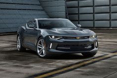 5 Key New Features on the 2016 Chevy Camaro